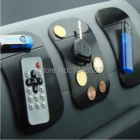 Powerful Silica car Gel Magic Sticky Pad Anti Slip Non Slip Mat for Phone PDA mp3