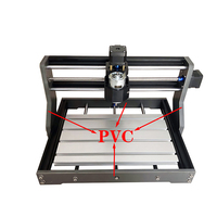 3018 Pro PVC CNC Engraving Machine 3 axis PCB Milling Machine Support for Offline Laser Output 2p/3p Support PWM TTL