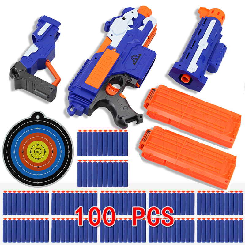 Nerf Modulus Ion Fire Blaster, Multi Color
