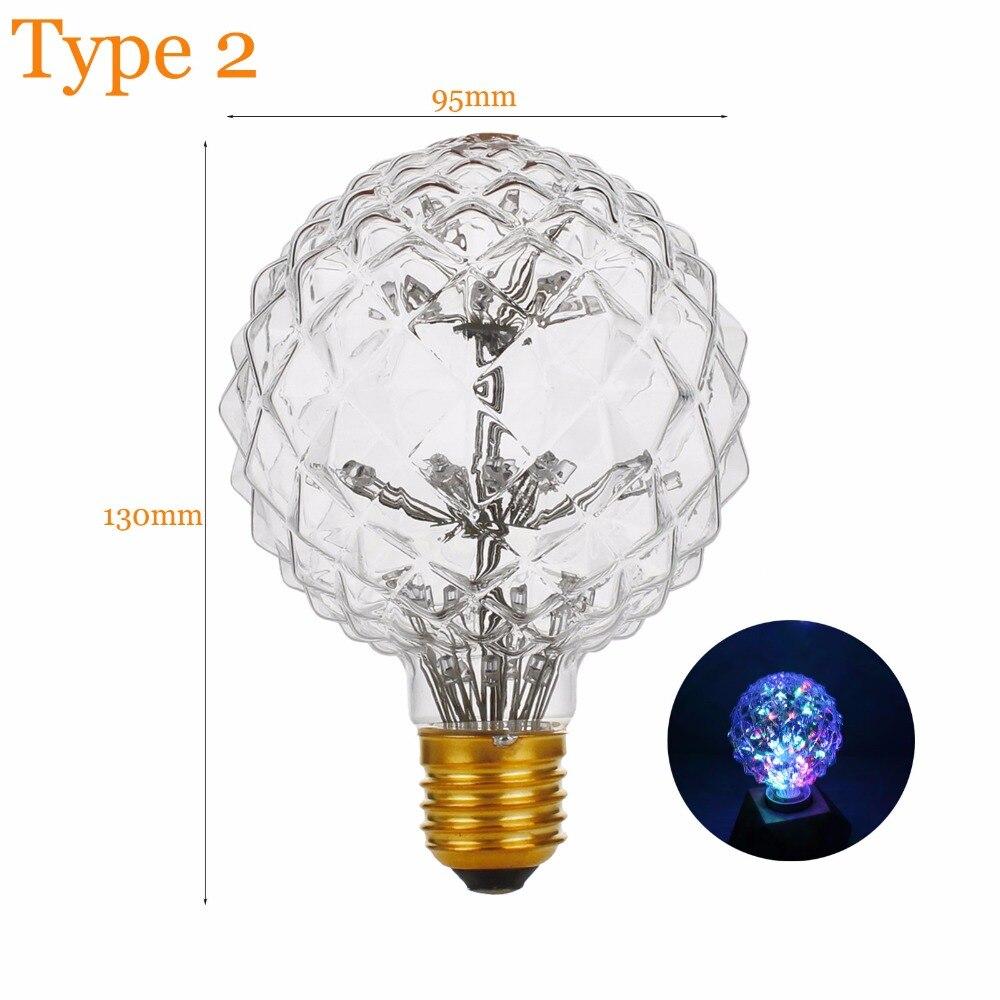 Lâmpadas Led e Tubos luzes g125 g95 lamparada branco Fluxo Luminoso : 250-499 Lumens