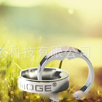 LINLIN 3 Sizes Acupressure Anti Snore Ring Natural Treatment Reflexology Against Snoring Solution Device Apnea Sleeping