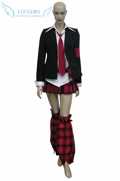 Newest High Quality Shugo Chara! Amu Hinamori Uniform Cosplay Costume ,Perfect Custom For You ! shugo chara 2
