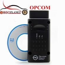 OBD2 OPCOM v1.59 V1.65 v1.70 Поддержка Обновления флэш для Opel OP COM с pic18f458 прошивки v1.59/ v1.65/v1.70 Авто сканер