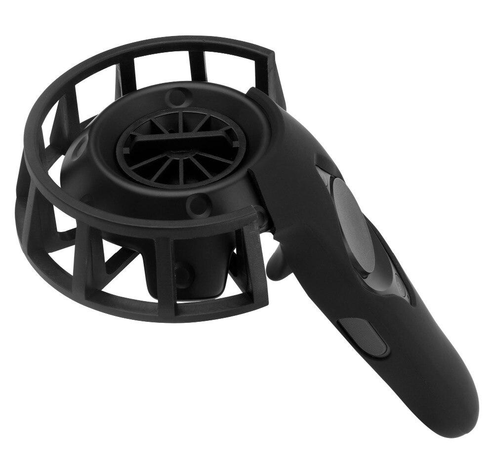 Controller antikollisions Elastische Schutzhülle und Silizium Schutzhülle Für HTC Vive/PRO Headset VR Controller Griff