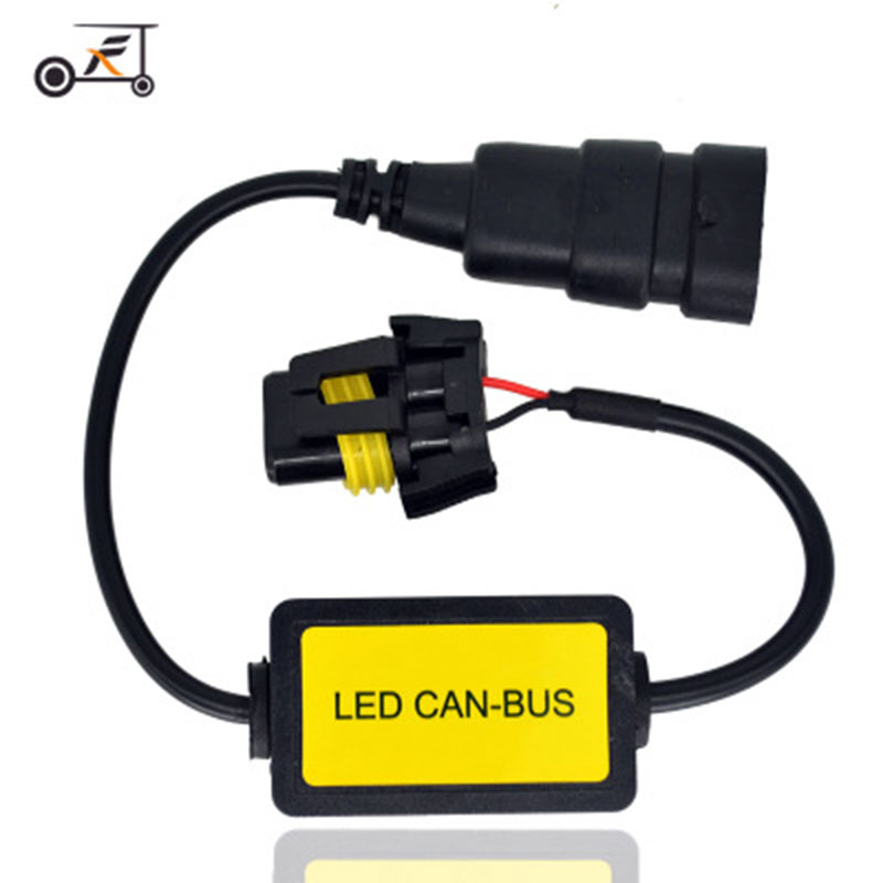 Fuxuan Error Free Canbus Decoder for <font><b>LED</b></font> Headlight for Car SUV <font><b>Led</b></font> Car Bulb Lamps <font><b>Can</b></font>-<font><b>Bus</b></font> H4 <font><b>H7</b></font> H8 H11 H13 9005/HB3 9006/HB4 image