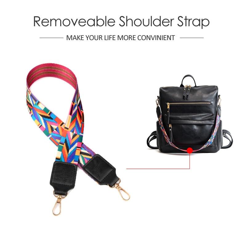 HTB18NSnasrrK1RjSspaq6AREXXaN Retro Large Backpack Women PU Leather Rucksack Women's Knapsack Travel Backpacks Shoulder School Bags Mochila Back Pack XA96H
