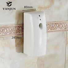 Yanjun Sensor de Luz l Dispensador Automático de Aerosol Ambientador de Aire de Pulverización Automática Estantes Baño YJ-5131