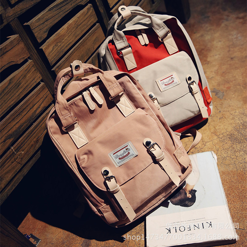 2017 New brand Waterproof Kanken Backpack Women Large Capacity Bags For Girls Mochila teenage backpacks for girl Travel Bag