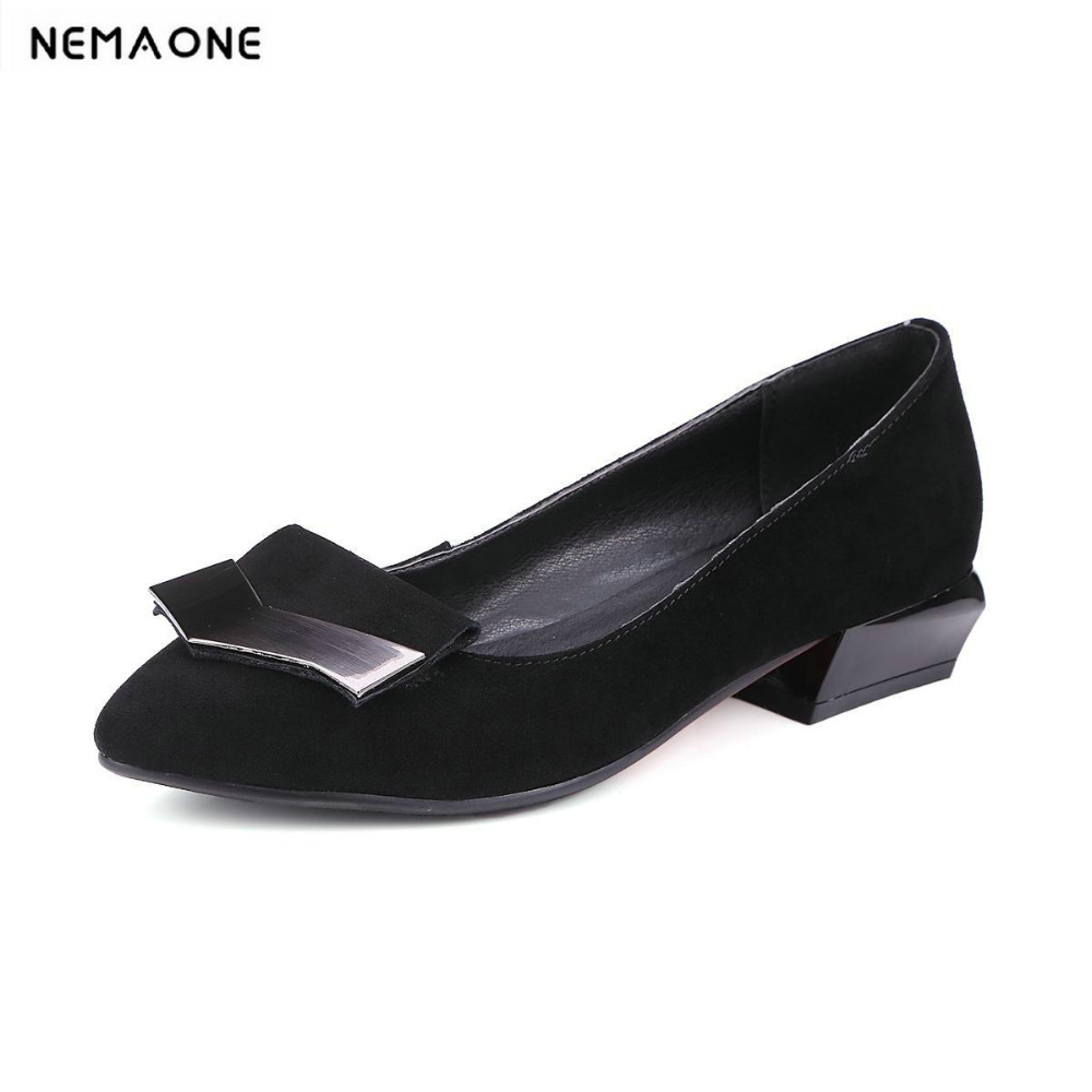 2018 Fashion Women Shoes Woman Genuine leather Casual Comfortable pointed toe Women Flat Shoe New Flats women flats casual shoes 2017 summer sandals pointed toe fashion shallow rivet flower flat shoes woman loafers cool comfortable