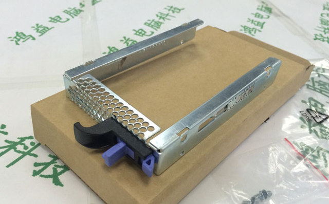 "Free Shipping 2.5"" SAS SATA X-Series IDATAPLEX DX360 M3 X3250 M5 X3550 M5 Hard Drive HDD Tray Caddy Sled Bracket 46M2770 for IBM"