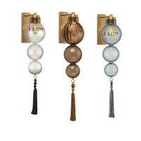 Современный скандинавский датский все медная Тыква настенный светильник стеклянный детский самый осветительный модель гостиная столовая