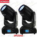 SONGXU 2pcs/lot Newest 280W Sharpy Beam Spot Wash 3in1 Moving Head Light Beam 280 Beam 10R Disco Nightclub Stage Light/SX-MH280