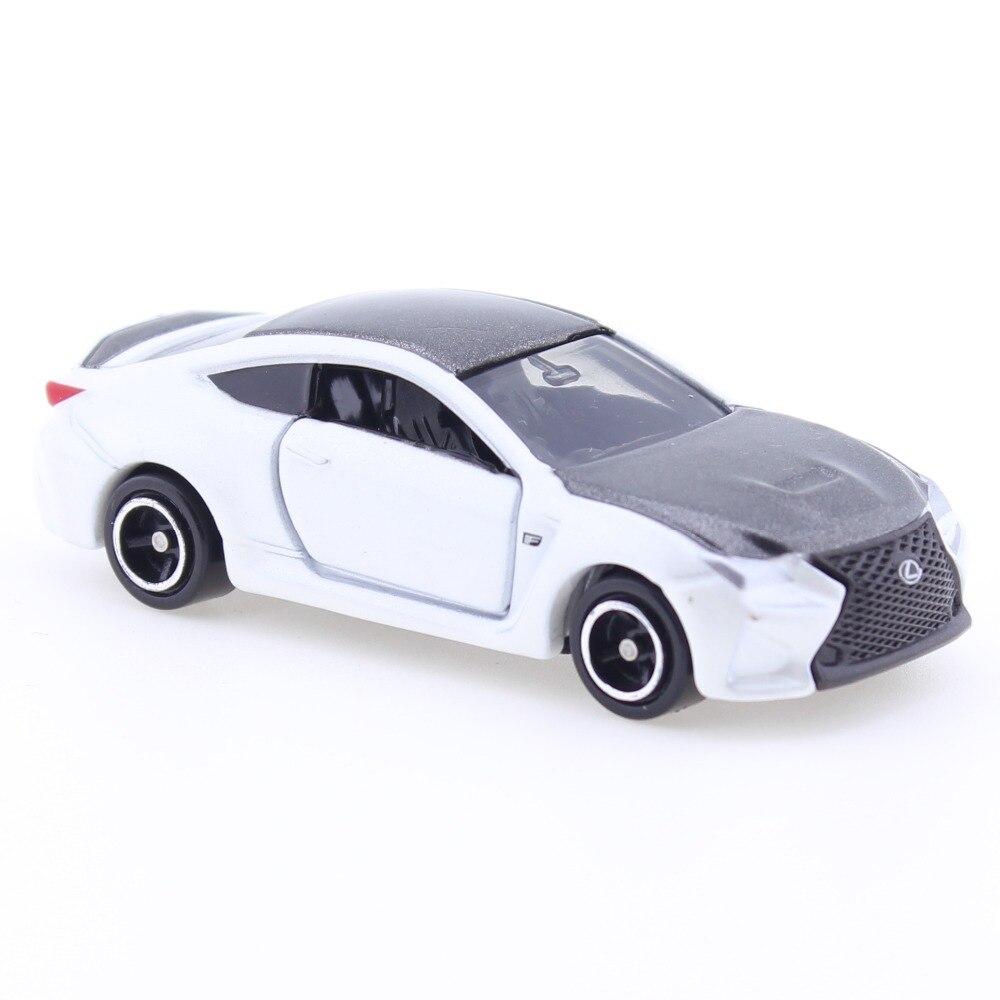 White box Tomy Tomica No.13 Lexus RC F