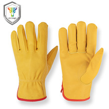 Motorcycle-Gloves Hiking-Gloves OZERO Ski Windproof Racing Goat Anti-Cold for Garden