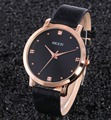 Luxury Brand KEZZI / adaptadores mujeres correa de cuero viste hombres reloj de cuarzo ocasional mujeres reloj relogio feminino