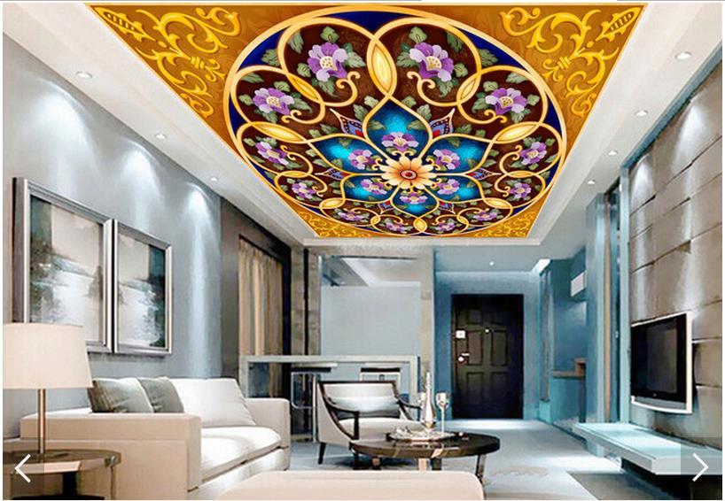 wallpaper ceilings related keywords - photo #23