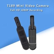 T189 Mini Câmera HD 1080 P 720 P Micro Câmera Mini Câmera Caneta Câmera DVR Digital Video Gravador de Voz Mini Camcorder Camara