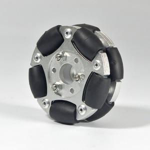 Image 3 - 60mm Double Aluminum Omni Wheel 14145