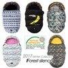 Autumn And Winter Baby Anti Thermal Sleeping Bag Windproof Footmuff Cosy Fleece Pram Stroller Foot