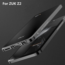 For Lenovo ZUK Z2 Case Original Luphie Luxury Metal Bumper Case For ZUK Z2 Aviation Aluminum Frame Phone Cases