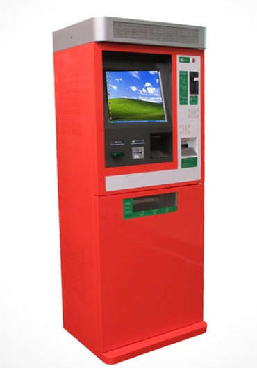 Vending-Machine Payment Kiosk Wifi Charge Self-Service Electronic