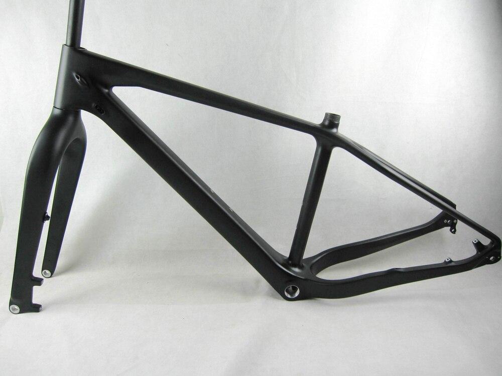 free shipping IP-N019 carbon fat bike frameset IP-N019 frame and FK-019 fat bike fork fat bicycle frame аксессуар stels xgnb 062 1 fat bike