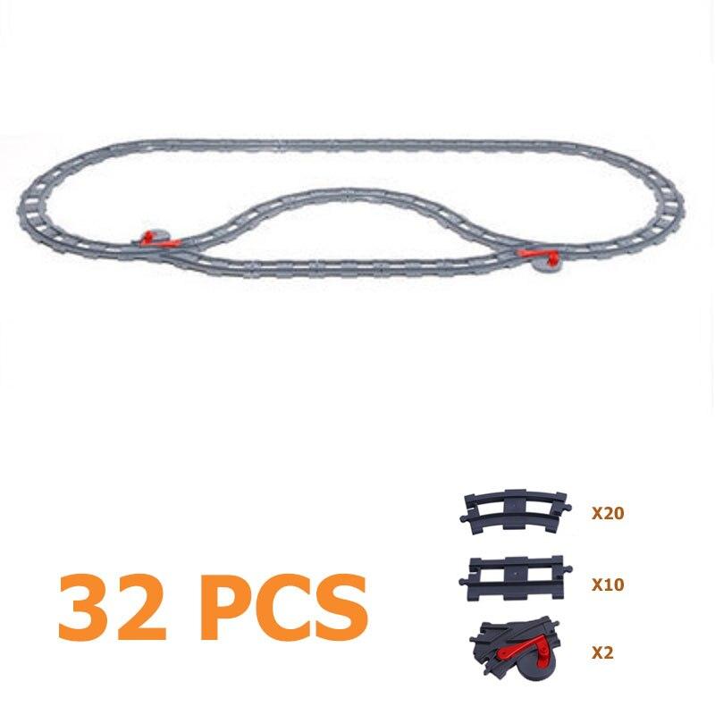32pcs Track set11