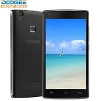 DOOGEE X5 Max pro Fingerprint mobile phones 5.0Inch HD Android6.0 Dual SIM MTK6737 Quad Core 4000mAH WCDMA LTE GPS