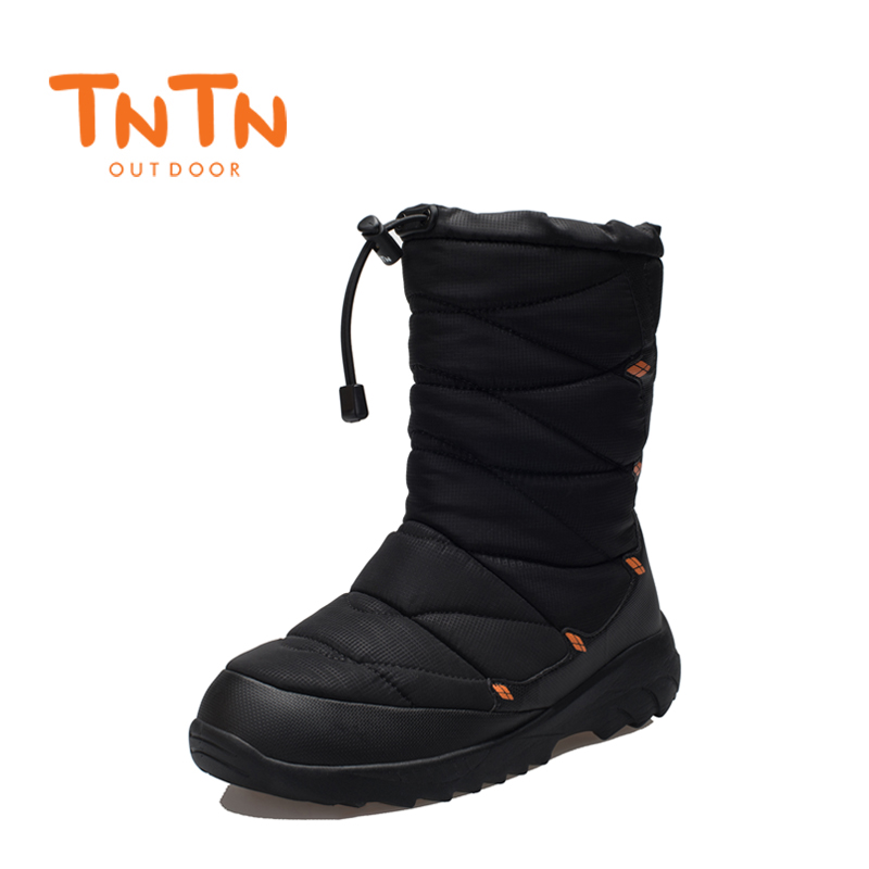Mens Warm 3M Thinsulate Winter BootS Waterproof Shoes Snow Wools Skiing 100% High Quality Leisure
