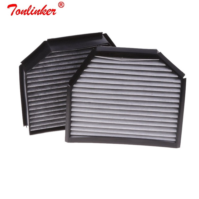 Cabin Filter For Mercedes benz sl class R230 SL 300 350 500 63AMG 2006 2007 2008 2009 2010 2011 2012 Model Filter OE A2308300418