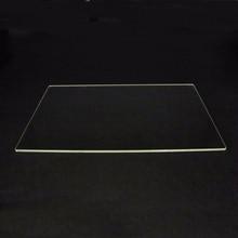 280x220x3mm 3D Printer Borosilicate Glass Plate for Tevo Tarantula Extra Large 3D Printer Boro glass Bed цена