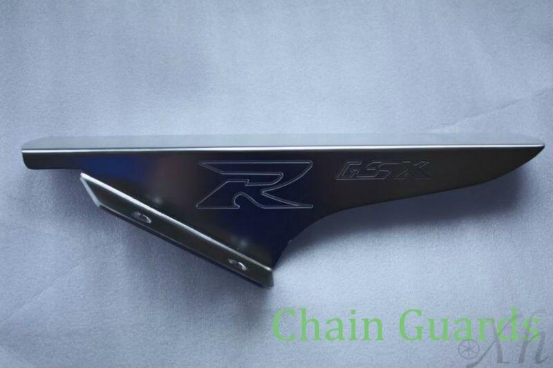 мотоцикл части хром цепь гвардии Крышка для 2004 2005 Сузуки системы GSX-Р 600 750 GSXR