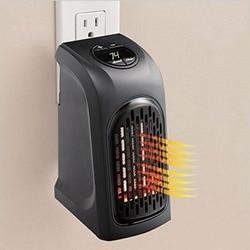 Portatile Mini A Portata di Mano Ventilatore Elettrico Riscaldatore di Riscaldamento Stufa Radiatore Più Caldo Spina in Aria Calda Veloce Riscaldamento A Parete Ventilatore per la Casa inverno