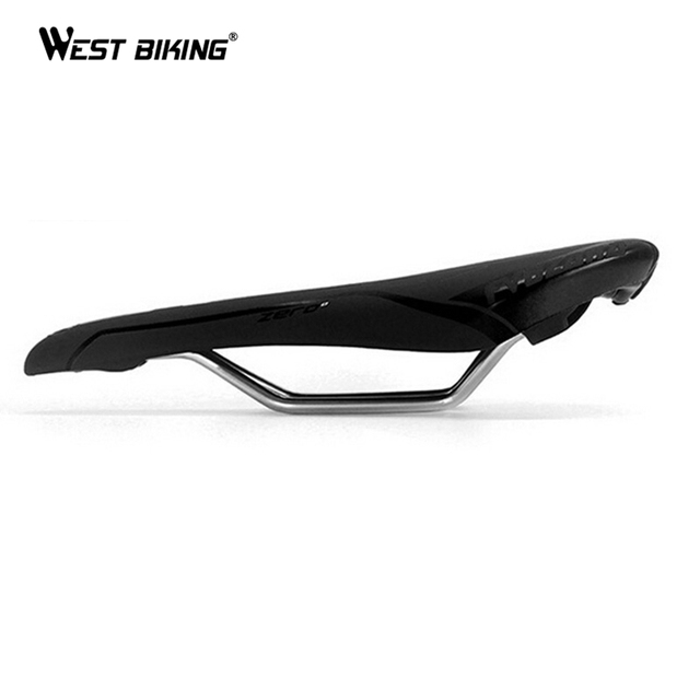WEST BIKING Bicycle Saddle PU Soft MTB Mountain Road Bike Cushion Seat Asiento Bicicleta Riding Cycling Bicycle Saddle