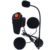 100% Original Impermeable 1000 M Interphone Casco de La Motocicleta del Intercomunicador Inalámbrico Bluetooth Headset BT-S2 Con Radio FM