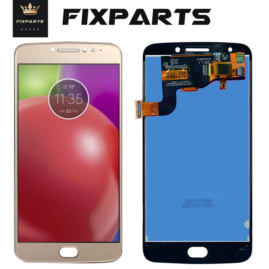 Original For Motorola Moto E4 Plus LCD Display Touch Screen Mobile Phone Digitizer Assembly Replacement Parts For Moto E4plus