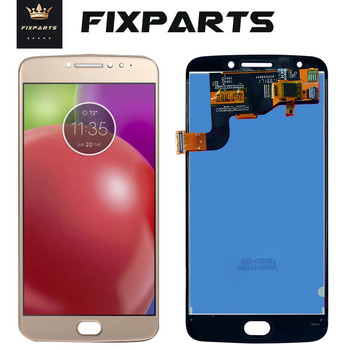 Original For Motorola Moto E4 Plus LCD Display Touch Screen Mobile Phone Digitizer Assembly Replacement Parts For moto e4plus silicone phone cases for motorola moto e4 usa version 5 0 inch bag shell cover skin housing for moto e4 usa flexible sline cases