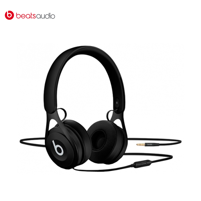 Earphones Beats EP On-Ear  with microphone or phone earphones for computer on-ear headset merrisport lightweight foldable wired girls headphones kids headsets with microphone and remote control for computer phone mp3 4