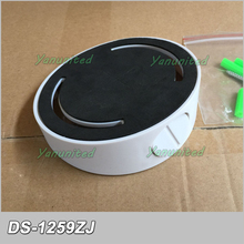 DS-1259ZJ Plastic Ceiling Mount Mounting Bracket Stand for Hikvision Dome Cameras