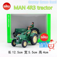 SIKU Tractors And Tool For Plow Their Fields Agricultural Vehicles For Children S Toy Or Gifts
