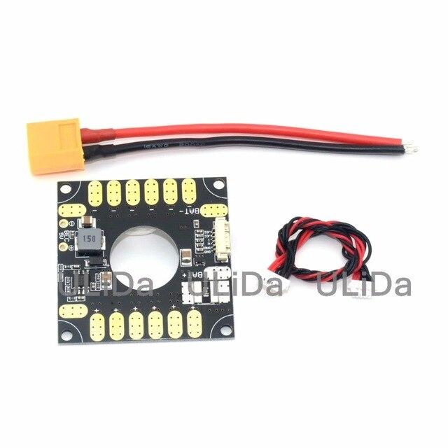 Pixhawk 4 Power Management Board Wiring