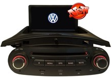 For 2 din vw beetle With gps bluetooth radio tv PIP Ipod SD Slot USB steer