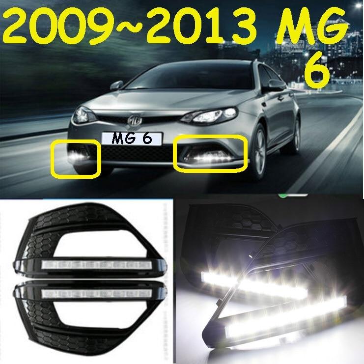 Автомобиль-стайлинг,MG6 дневного света,2009 2010 2011 2013,СИД,Бесплатная доставка!2шт,автомобиль-детектор, MG6 противотуманные фары,авто-чехлы,для mg3,MG5,ГС,MG6,мг 6