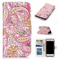 Rosado encantador de la Panda oso Deja billetera Caja Del Teléfono para iPhone5 6 6 S 6 más 6 Splus 7 7 plus venta caliente