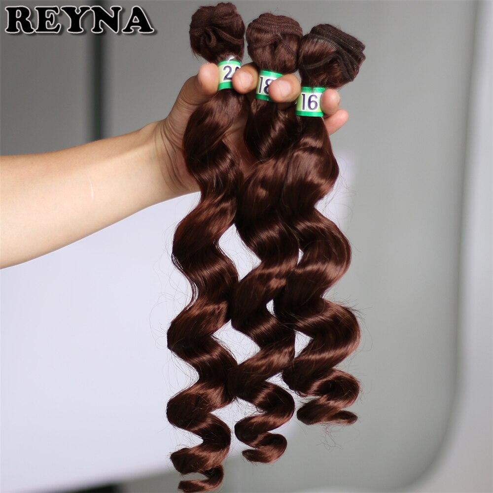extensão do cabelo sintético de alta temperatura