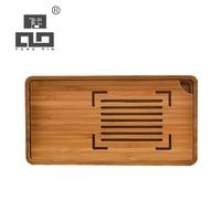 TANGPIN rectangle bamboo tea trays natural bamboo tea board kung fu tea tray table accessories