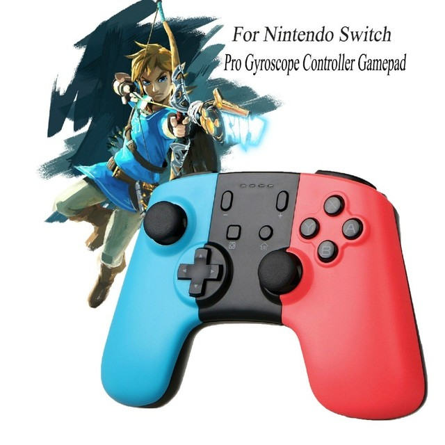 N4 Wireless Bluetooth Gamepad Remote Controller Joystick For Nintend Switch Gamepad Remote Video game Console