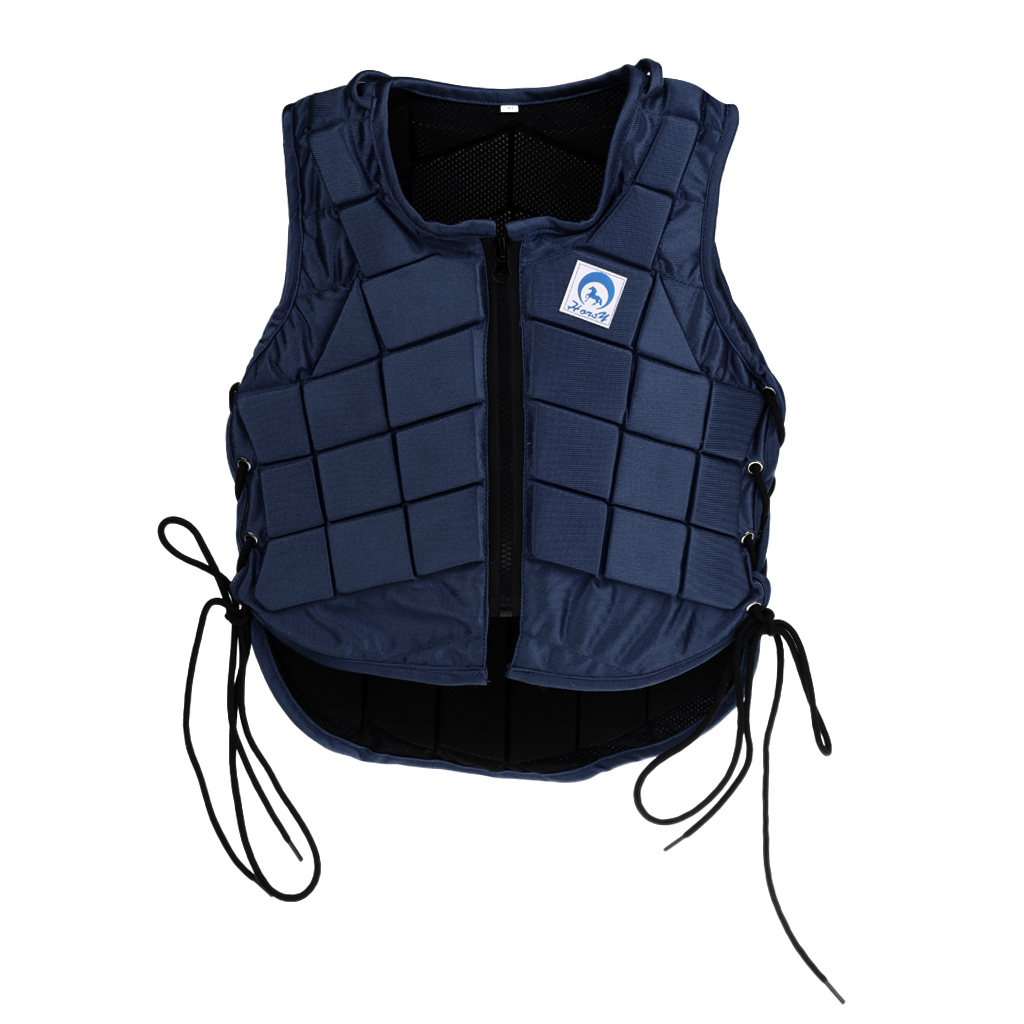 Equestrian Horse Riding Safety Vest Protective Vest Body Protect Clothing Outdoor Sports Kit