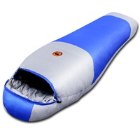 Camcel Ultralight Camping Sleeping Bag Mummy White Duck Down Sleeping Bag Compression Sleeping Bag For Autumn