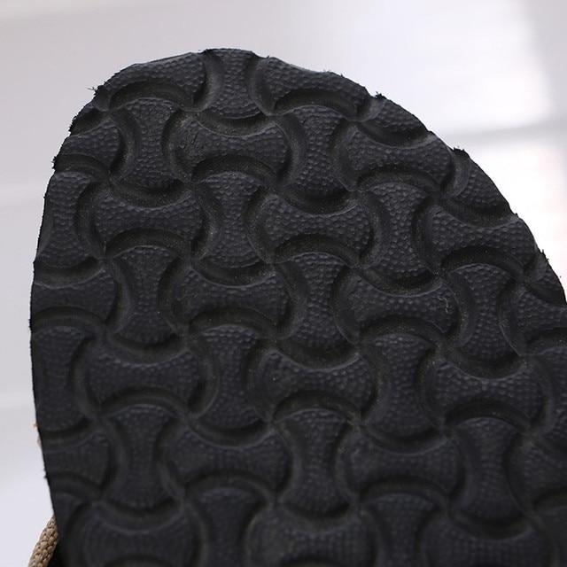 Men's Summer Indoor Or Outdoor Flip Flop Slippers 4